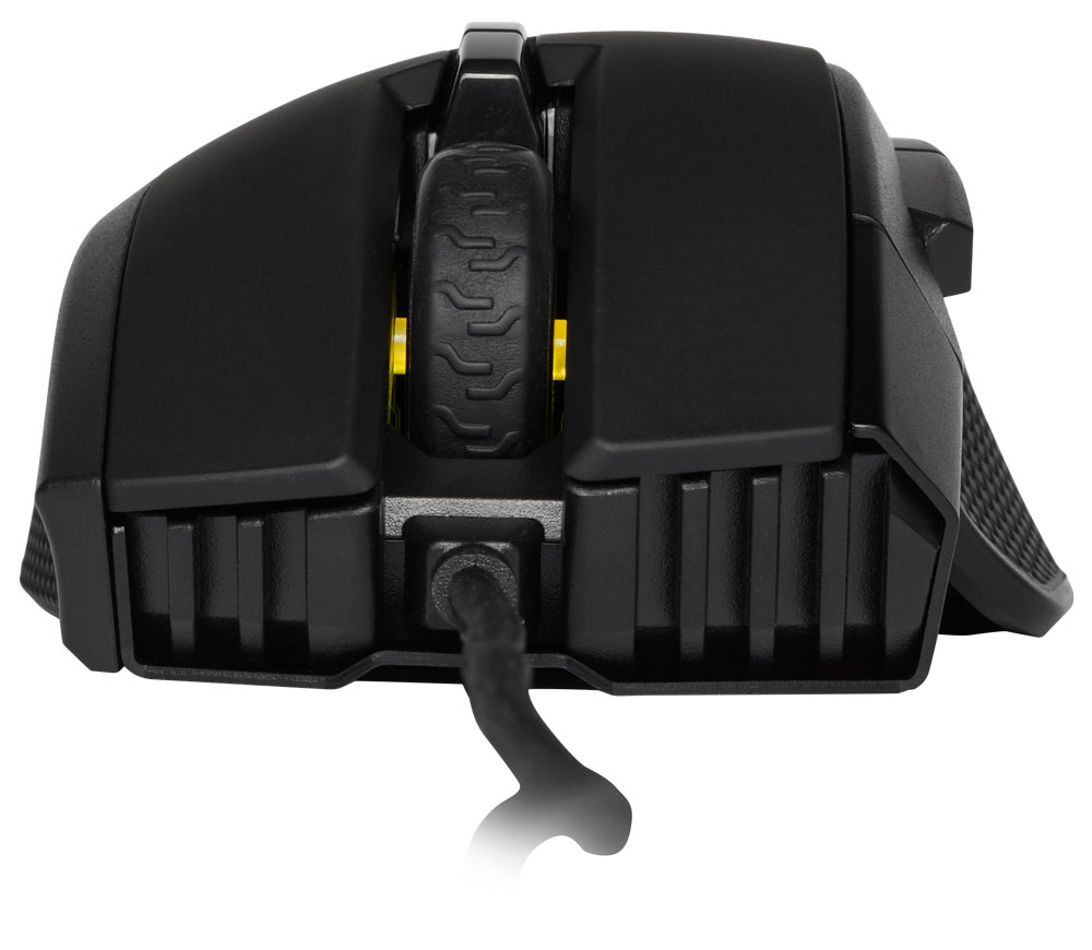 Corsair IRONCLAW RGB Gaming Mouse - Black
