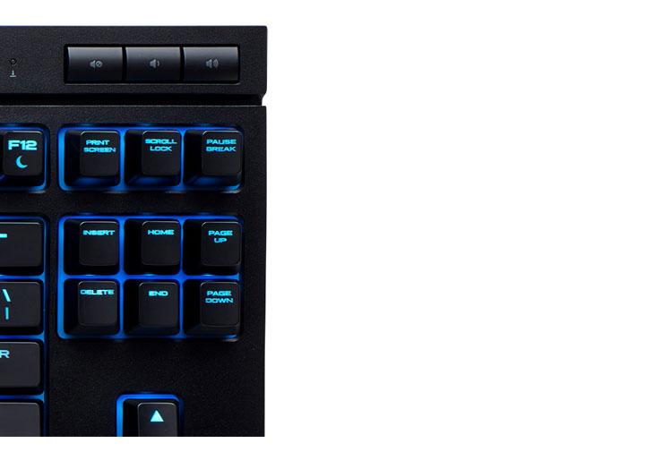 Corsair K63 Wireless Mechanical Gaming Keyboard - Ice Blue LED
