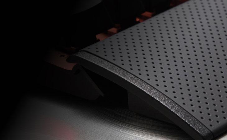 Corsair K70 LUX Mechanical Gaming Keyboard Cherry MX Blue