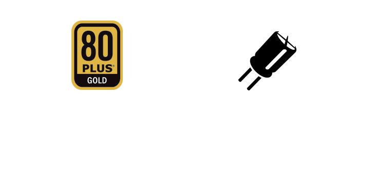 Corsair RM1000X 80+ Gold 1000W Modular PSU