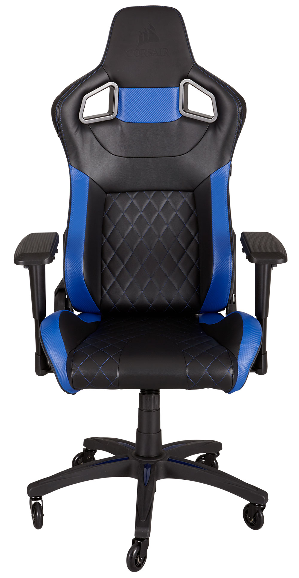 Corsair T1 Race Gaming Chair Black & Blue South Africa