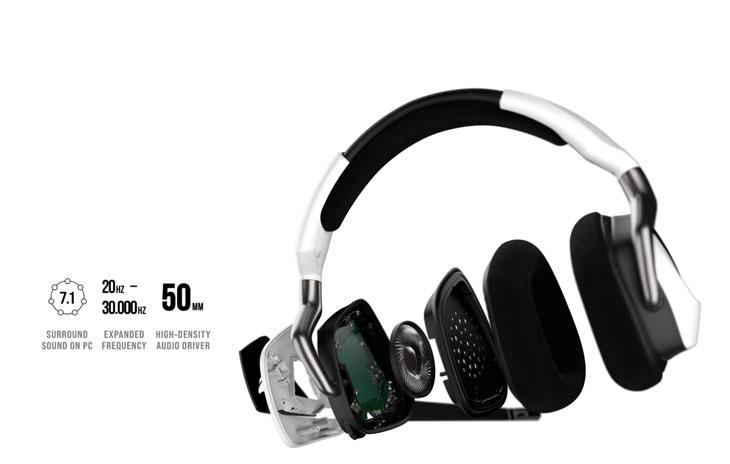 Corsair VOID USB Gaming Headset White
