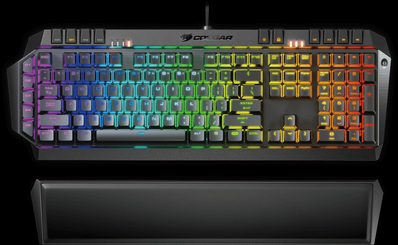 Cougar 700K EVO RGB Keyboard Cherry MX Red