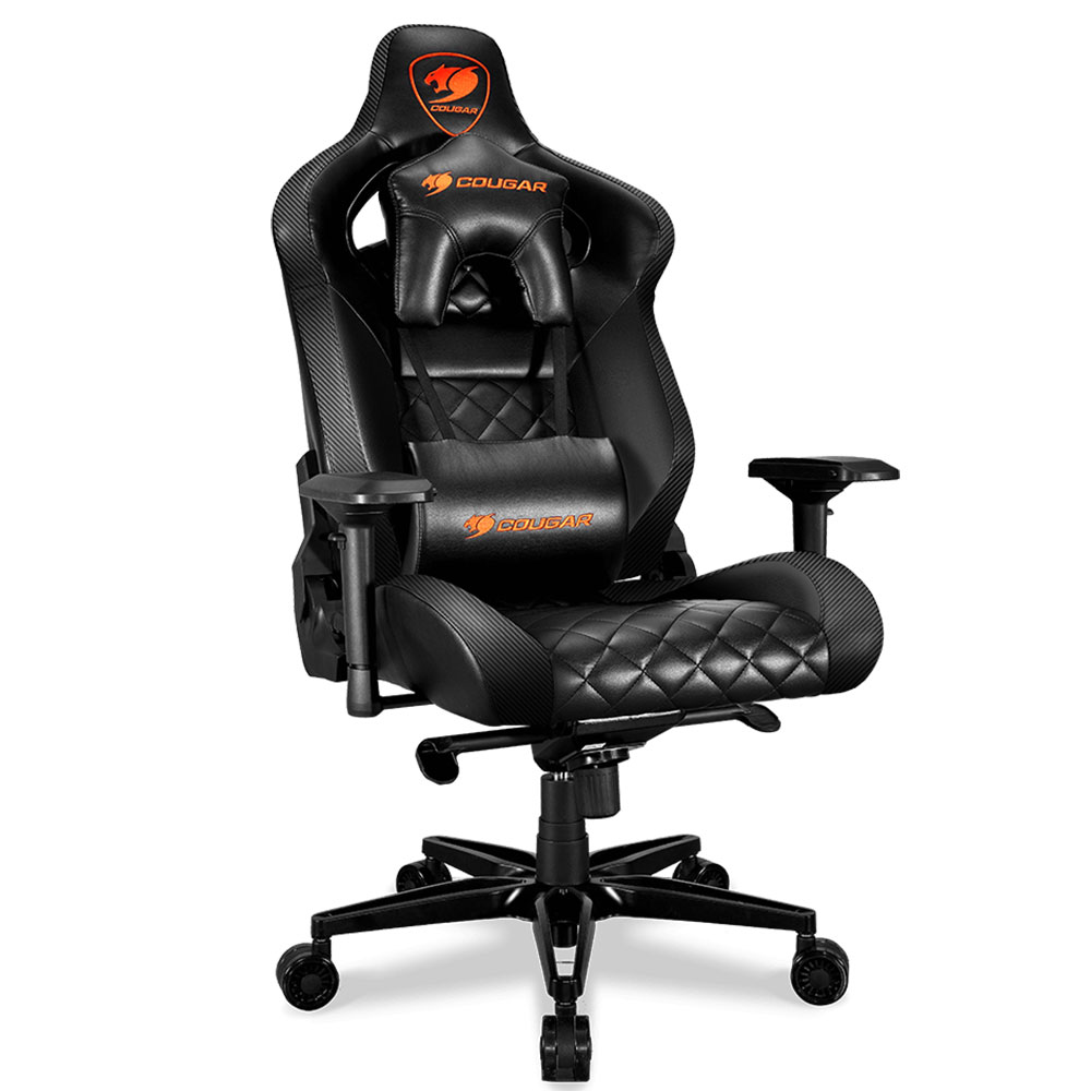 Cougar Armor Titan Gaming Chair Black