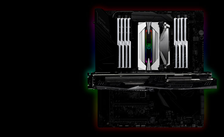 Deepcool Gamerstorm Fryzen RGB CPU Cooler