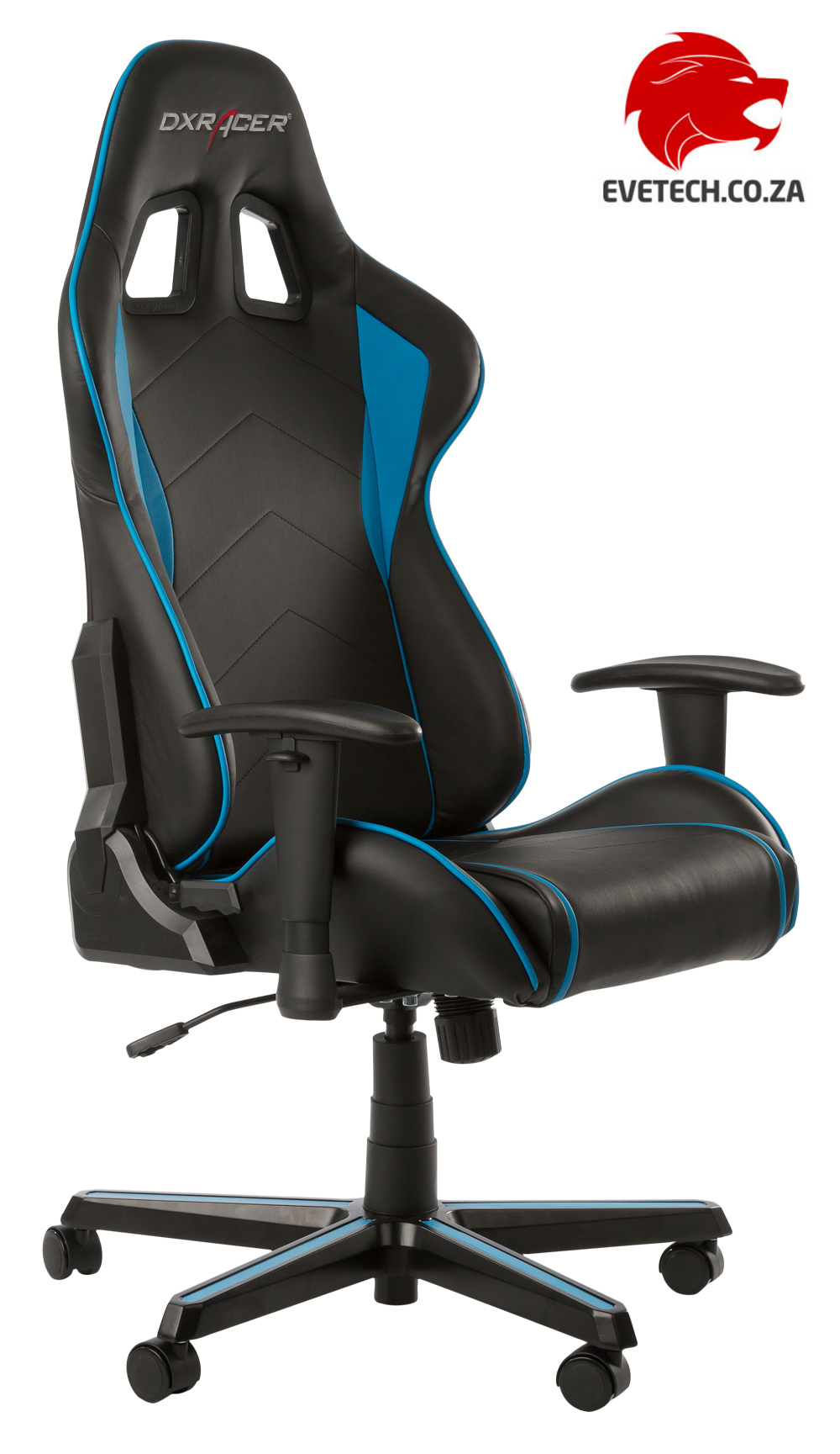 DXRacer Formula Series Black & Blue Chair