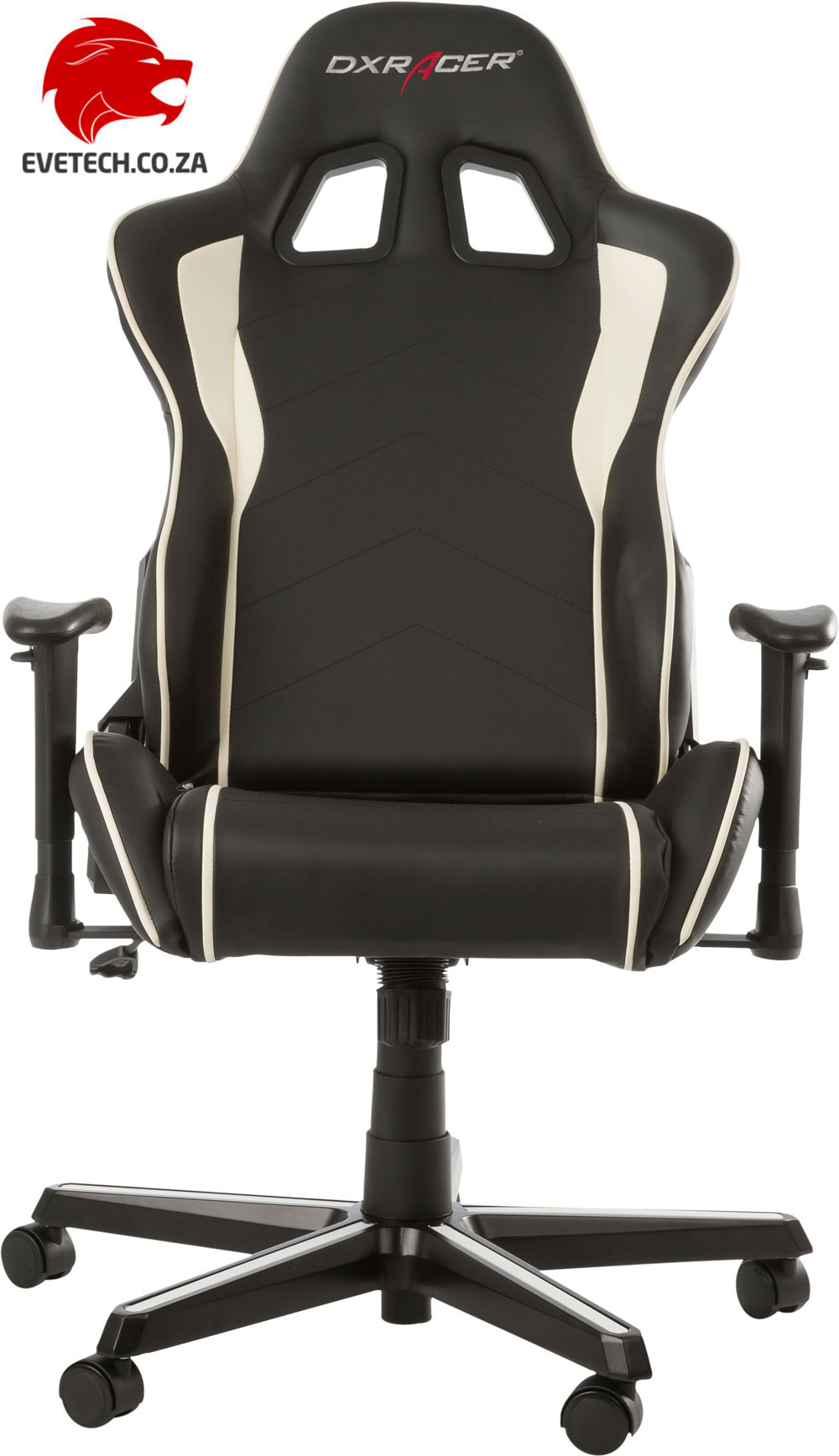 DXRacer Formula Series Black & White Chair
