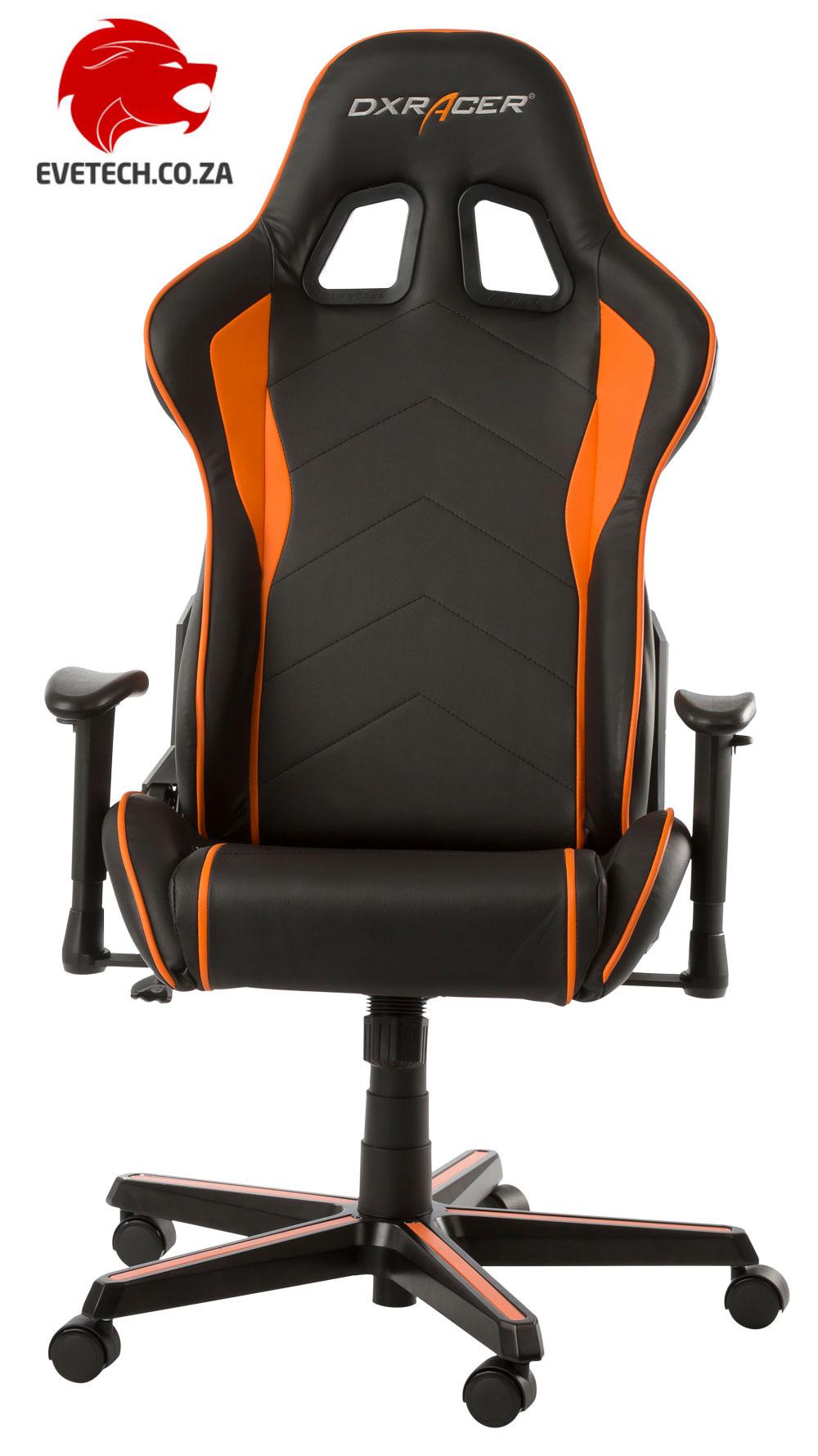 DXRacer Formula Series Black & Orange Chair
