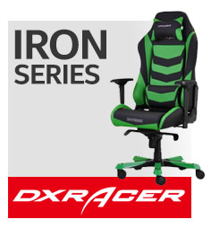 dxracer iron series gaming chairs