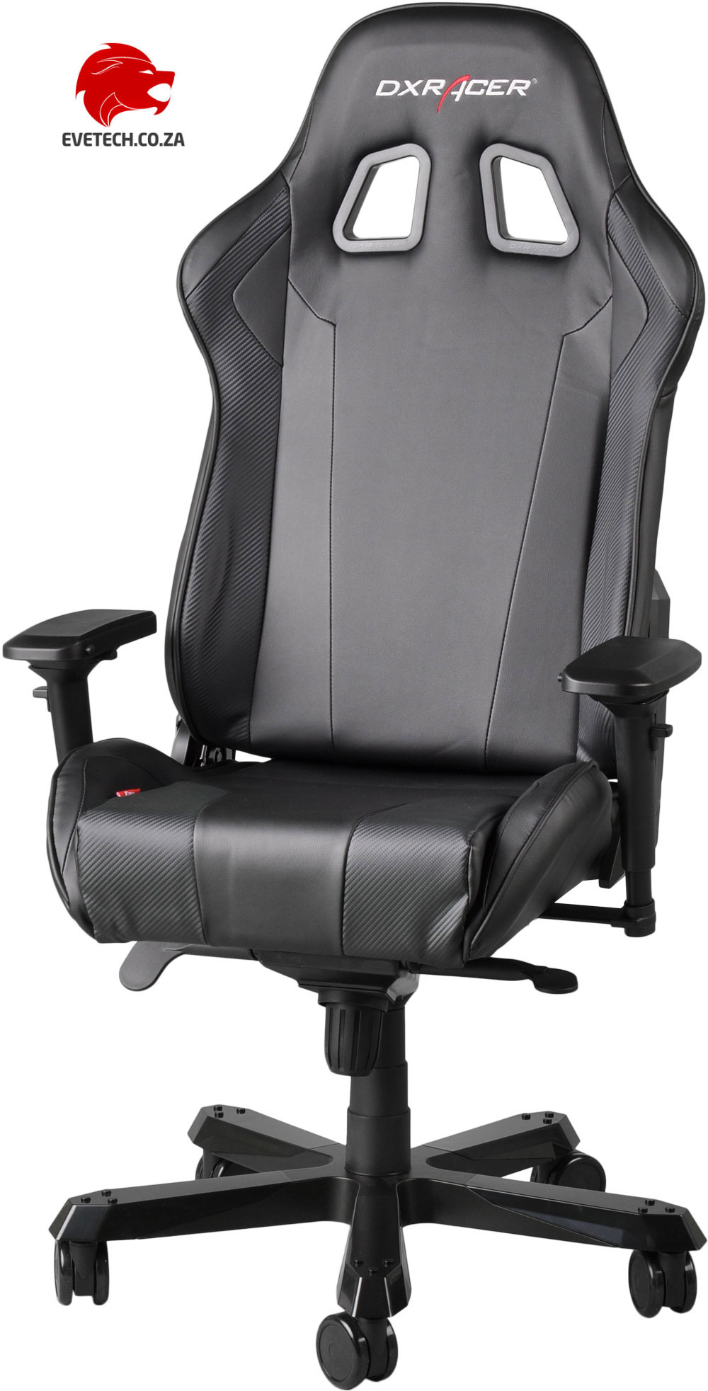 DXRacer King Series Black Chair