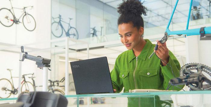 Lenovo Yoga 9 11th Gen Core i7 Touchscreen Laptop