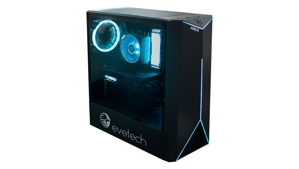 Evetech ARES Gaming Case