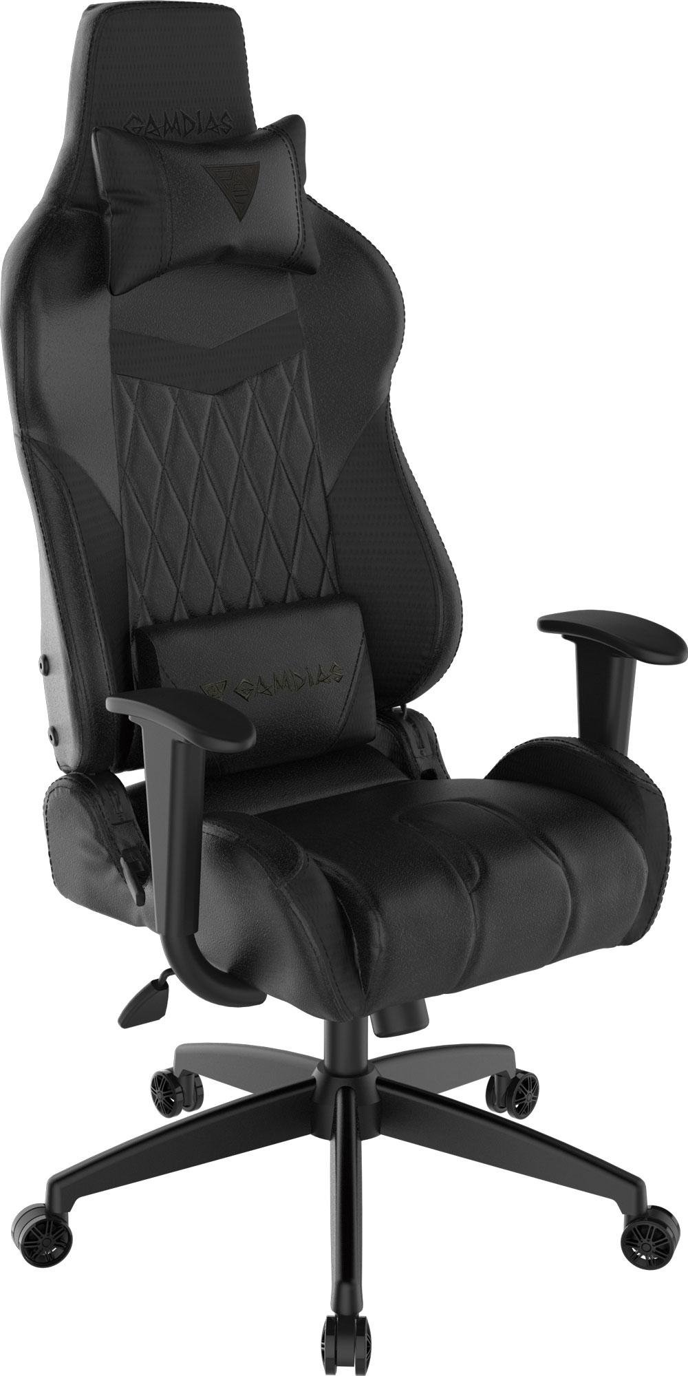 Gamdias Achilles E2 Gaming Chair - Black