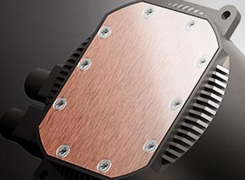 Gamdias Chione E2-120R 120mm CPU Liquid Cooler