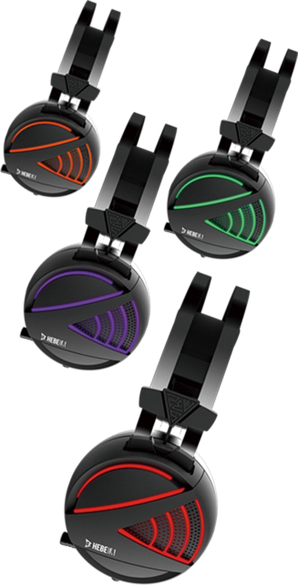 Gamdias Hebe E1 RGB Gaming Headset