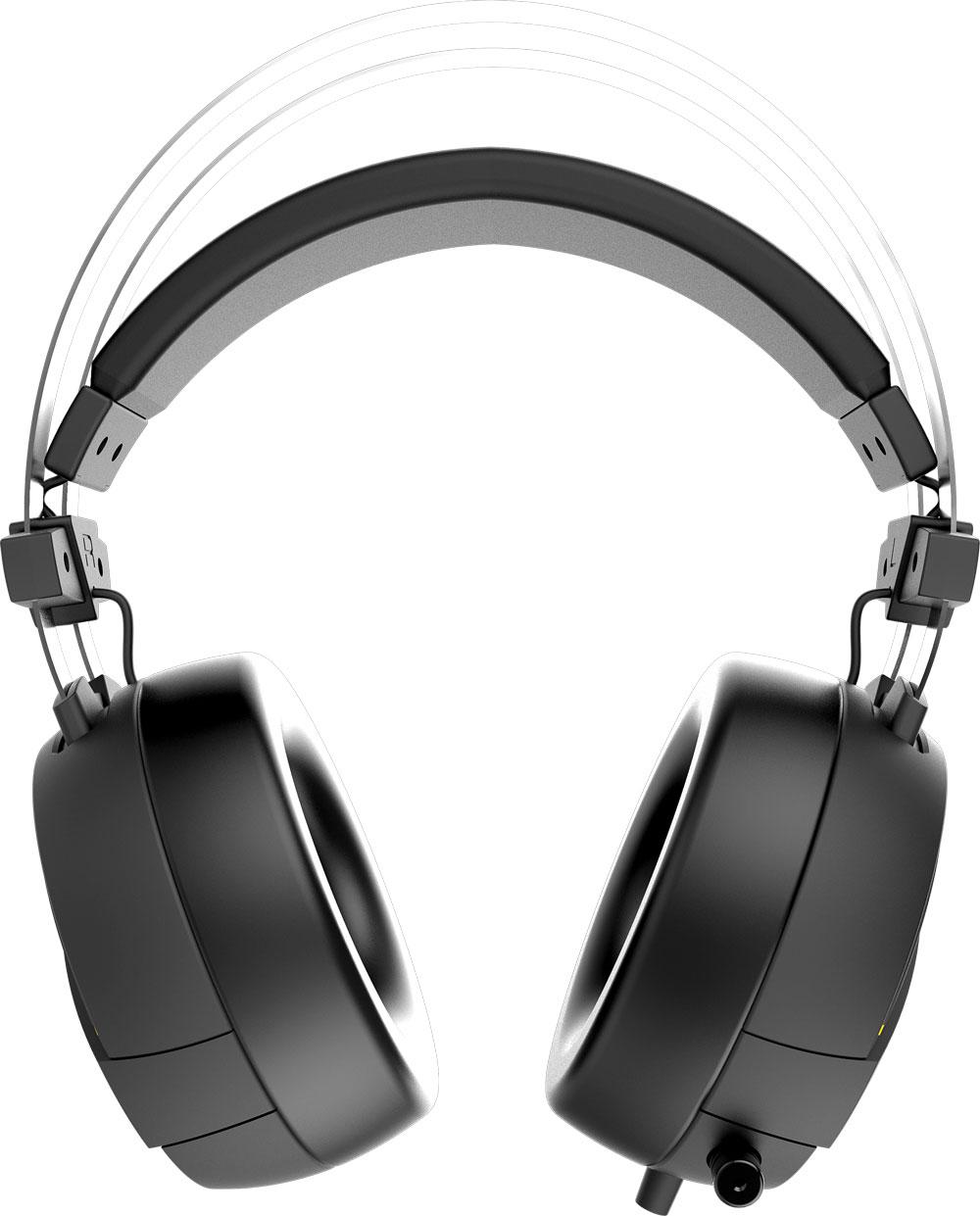 Gamdias Hebe M1 RGB 7.1 Gaming Headset