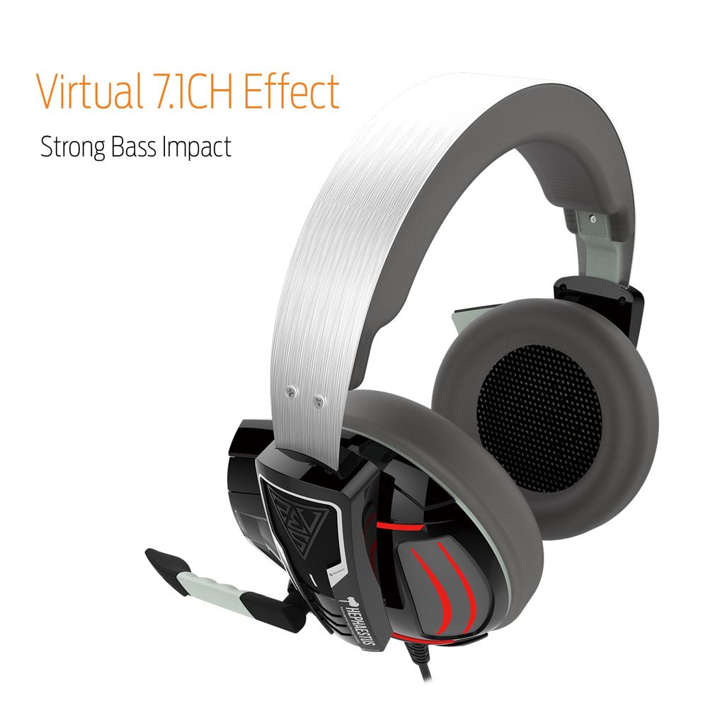 Gamdias Hephaestus P1 RGB 7.1 Gaming Headset