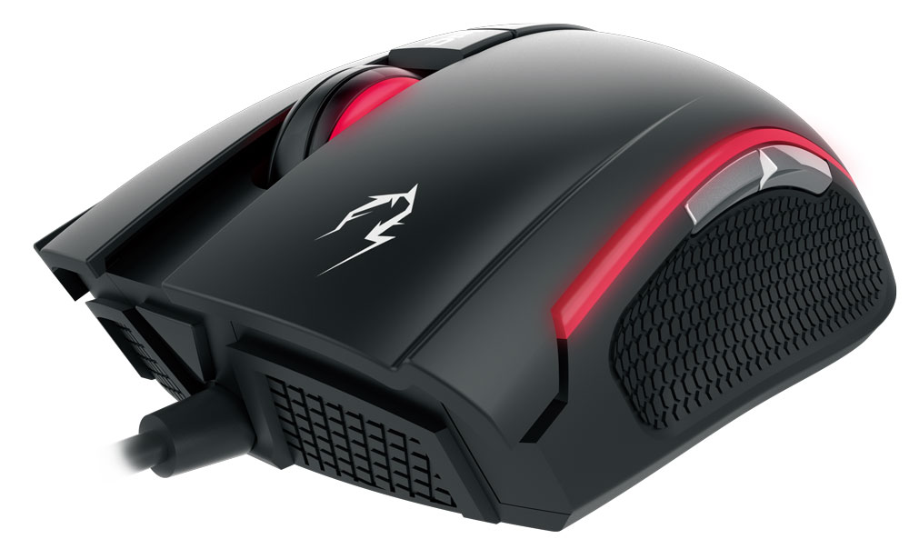 Gamdias Hermes E1A 3 in 1 Gaming Combo