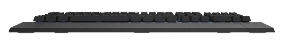 Gamdias Hermes P2 RGB Mechanical Keyboard - Brown Optical Switches