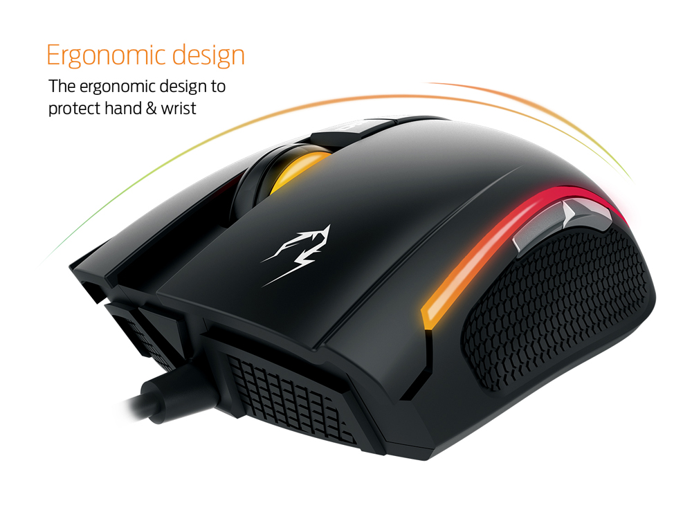 Gamdias ZEUS E2 Optical Gaming Mouse