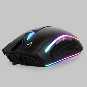 Gamdias ZEUS M2 RGB Optical Gaming Mouse