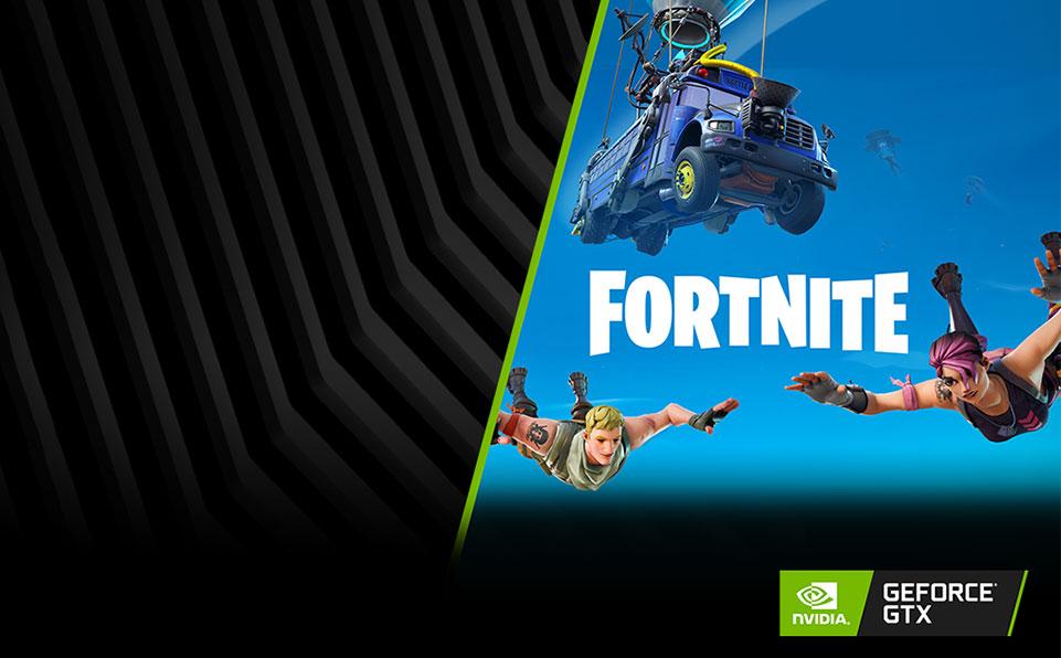 GeForce Fortnite Bundle