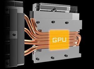 Gigabyte Radeon RX VEGA 64 OC 8GB Graphics Card