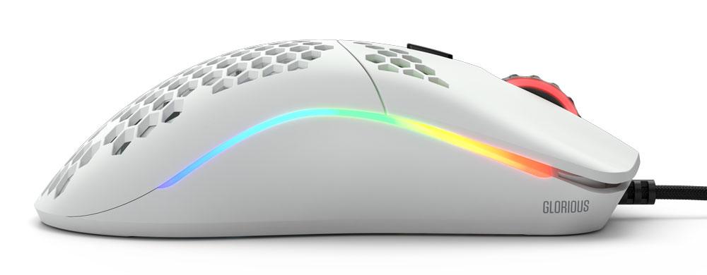 Glorious Model O Minus Mouse - Matte White