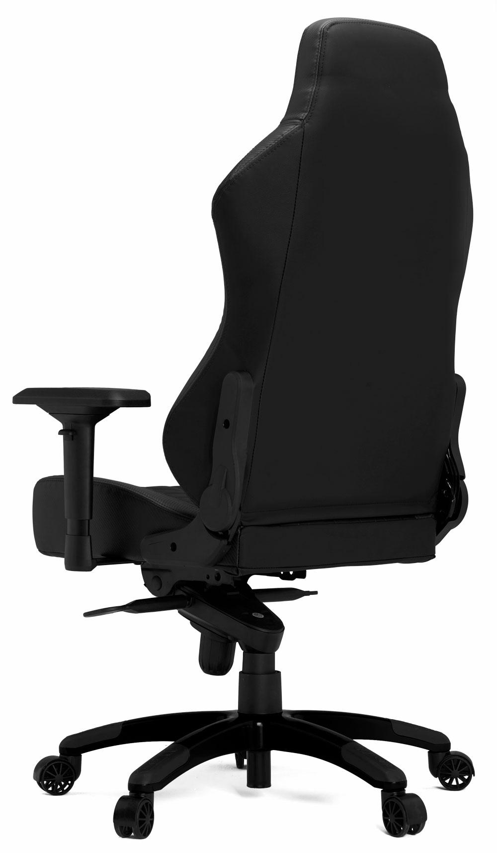 HHGears XL-800 Gaming Chair - Black/Black