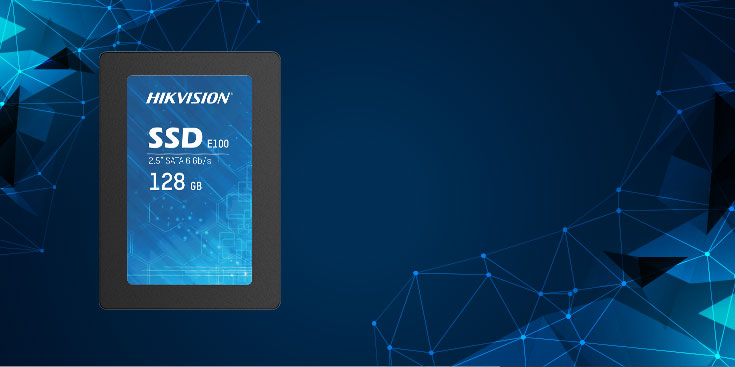 Hikvision E100 128GB SSD