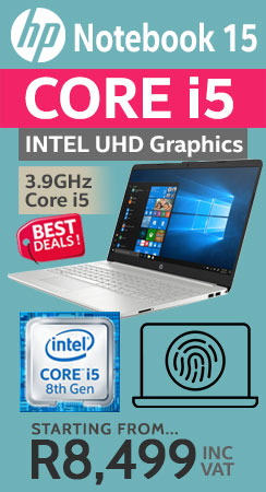 HP 15 Core i5 Laptop Deal