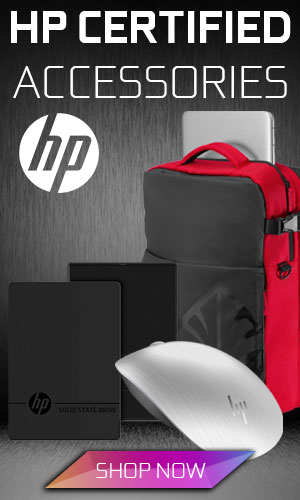 HP Certified Accessories