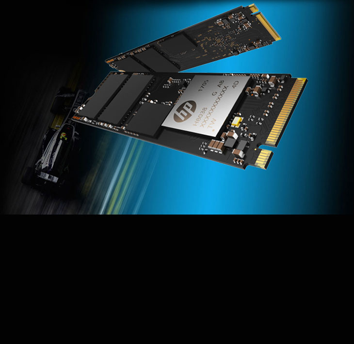 HP EX920 M.2 PCl-e NVMe Internal SSD