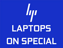 HP Laptops On Special
