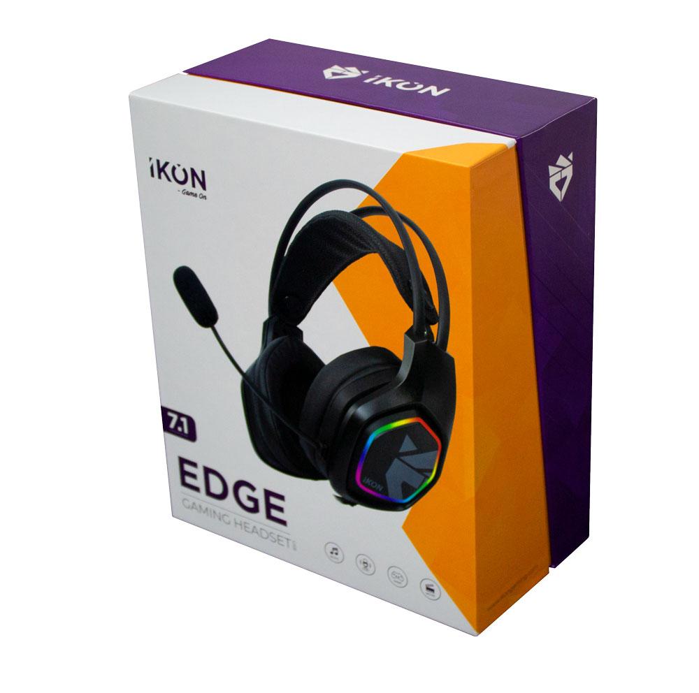 IKON EDGE 7.1 Gaming Headset