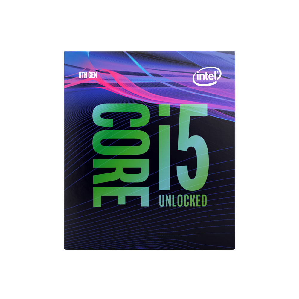 Core i5 9600K Gaming Upgrade Kit