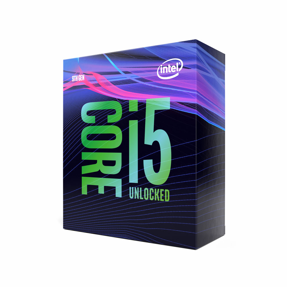 Core i5 9600K Pro Upgrade Kit