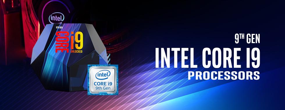 Intel Core i9 Processors