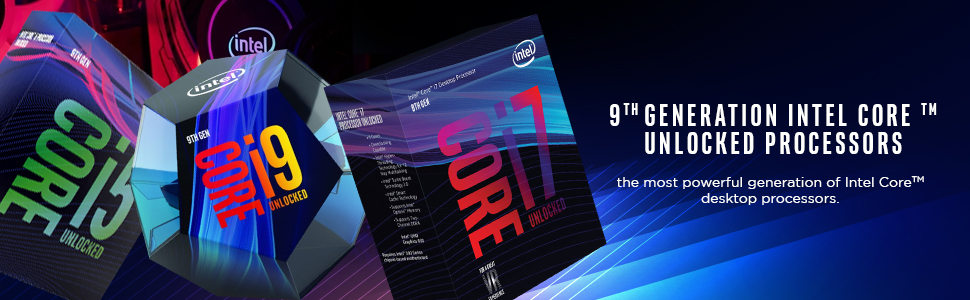 Intel 9th Gen Core Desktop Processors