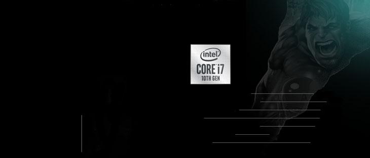 Intel Core i7-10700KA Avengers Limited Edition