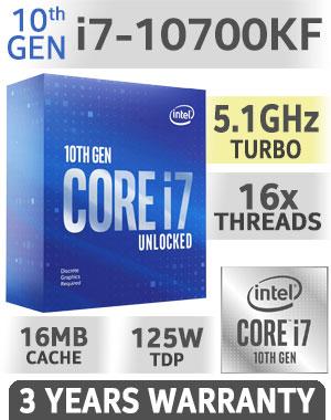 Intel 10th Gen Core i5-10400F