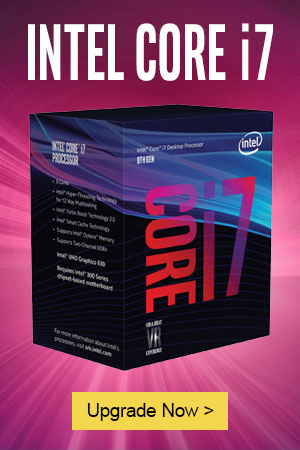 8th Gen Intel Core i7 Desktop Processors