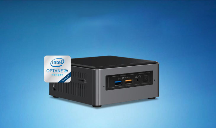 Intel NUC NUC7i3BNH Intel Core i3 Mini PC Kit