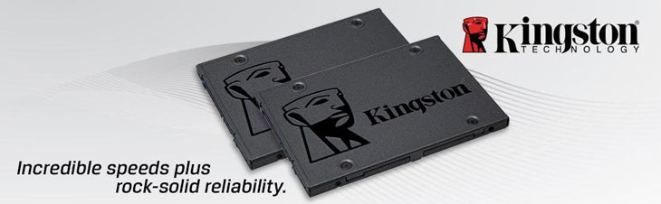 Kingston A400 120GB TLC Solid State Drive