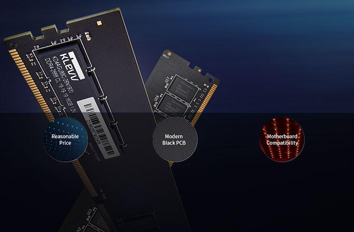 KLEVV DDR4 2666MHz Desktop Memory