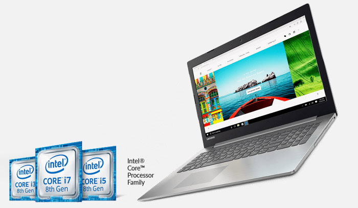 LENOVO IDEAPAD 320 8TH GEN CORE i7 LAPTOP DEAL WITH 2TB SSD AND 20GB RAM