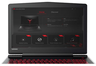 Lenovo Legion Y520 Core i5 Gaming Laptop With 1TB SSD And 16GB RAM