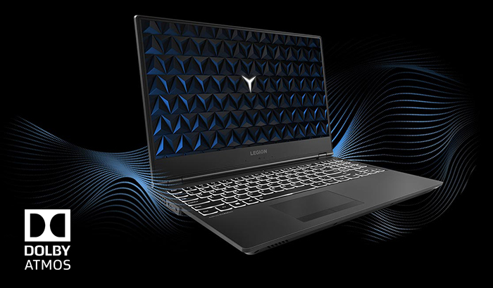 LENOVO LEGION Y530 CORE i7 GTX 1050 GAMING LAPTOP WITH 1TB SSD