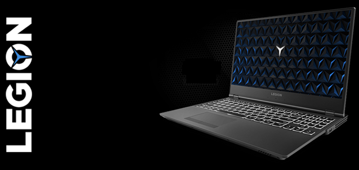 LENOVO LEGION Y530 CORE I7 GTX 1050 Ti GAMING LAPTOP