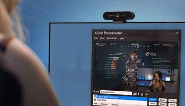 Logitech Brio 4k Stream Edition Ultra HD Webcam
